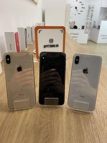IPhone Xs Max Gold/Space/Silver 64GB/256GB/512GB/Neverlock +Гарантия