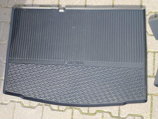 Dywanik bagażnika Skoda Fabia 3 ORGINAL