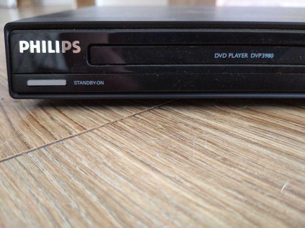 Odtwarzacz DVD Philips DVP3980