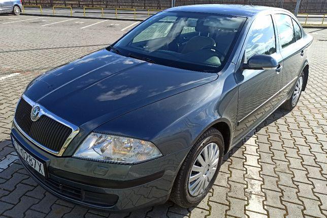 Skoda Octavia 2004 rok 1,6 MPI Benzyna 102 kM 180000km ZAREJESTROWANY