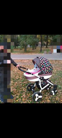 Дитяча коляска, каляска, 2в1