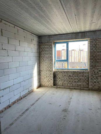 Світла квартира, з вікон якої видно все місто в ЖК Abricos