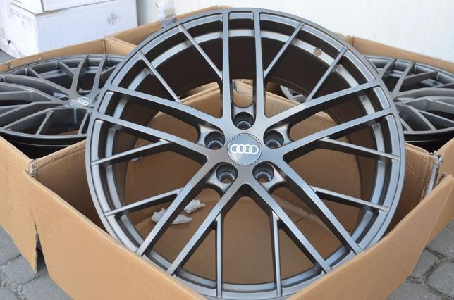 диски Нові Audi Q7 QS7 Q8 QS5 A6 RS6 5*112 R20 R21