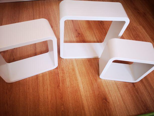 Vendo conjunto de prateleiras quadradas