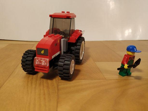 LEGO 7634 Traktor+ instrukcja