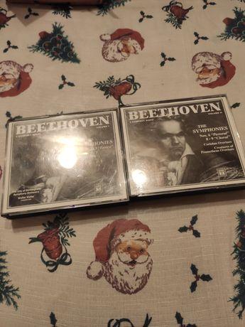 Диски музыка Бетховена
