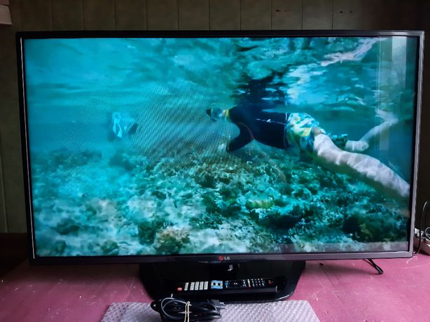 Telewizor LG 42LA620 Smart tv*wi-fi*3D*Gwarancja*youtube*Facebook*