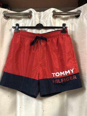 Tommy Hilfiger spodenki kąpielowe oryginalne L M