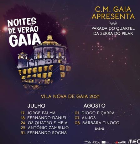 Bilhetes Bárbara Tinoco dia 8 de Agosto