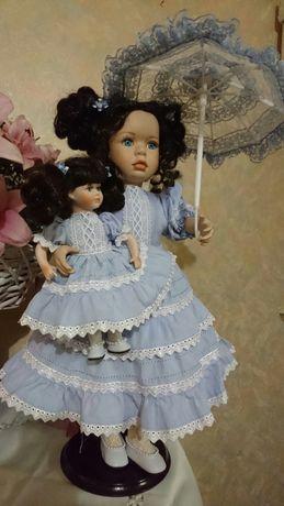Фарфоровые куклы Цена снижена