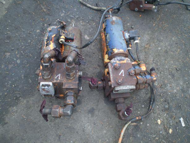 rozdzielacz elektryczny hydrauliki