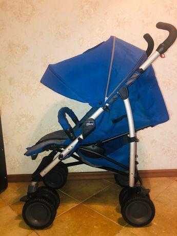 Прогулочная коляска Chicco Multiway Evo Blue Италия