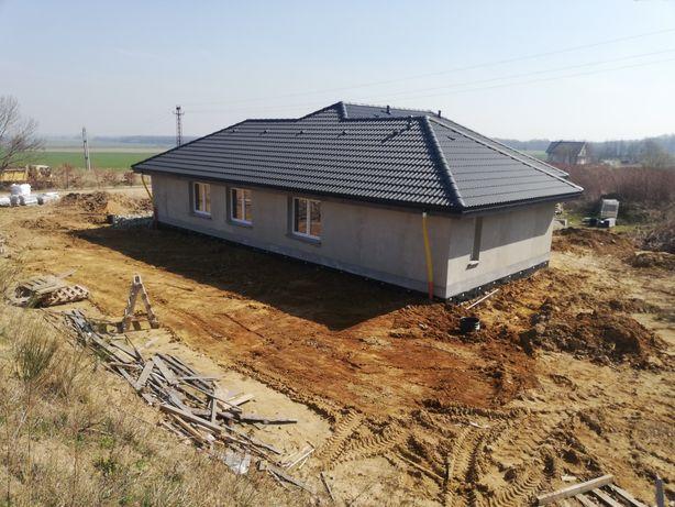 Budowa domów, elewacje, kompleksowo.