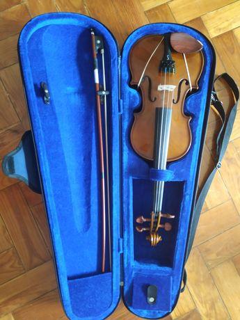 Violino Stentor II 1/2 impecável
