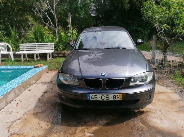 Vendo BMW116i conservada