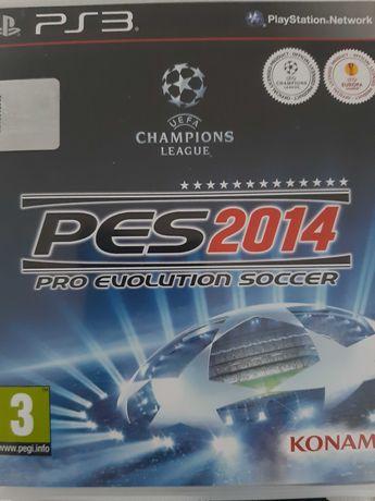 Gra na PS3 PES 2014