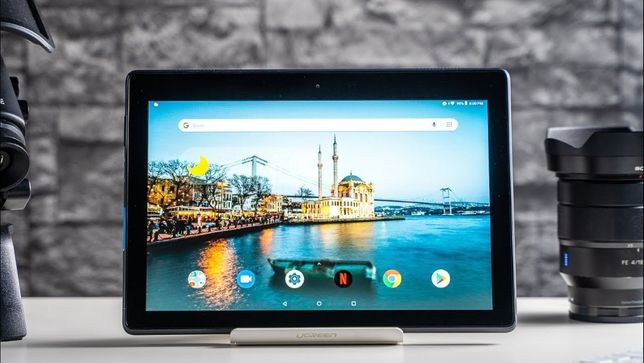 """Планшет Самсунг 10 дюймов черный Samsung 10"""" GPS Sim + Подарок"""