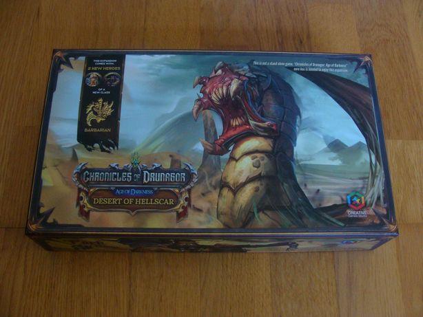 Chronicles Of Drunagor Desert Of The Hellscar Expansion