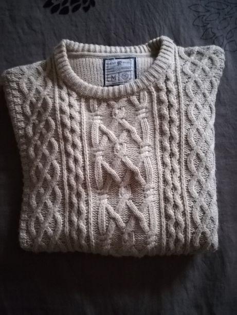 Camisola Homem M de lã