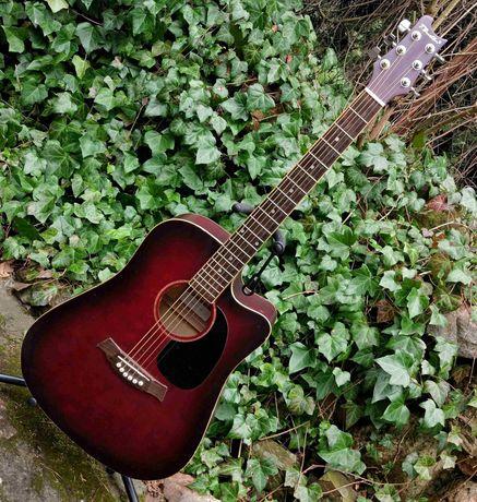 Gitara akustyczna T.Burton Princess