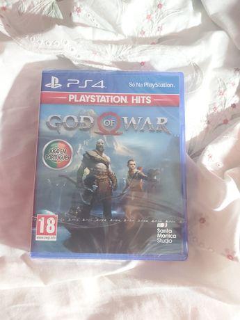 Jogo ps4 god of war