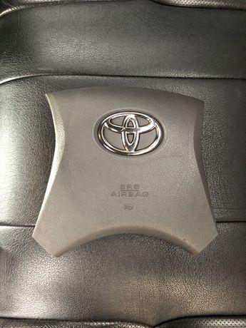 Подушка безопасности, AirBag, Toyota Camry 40.