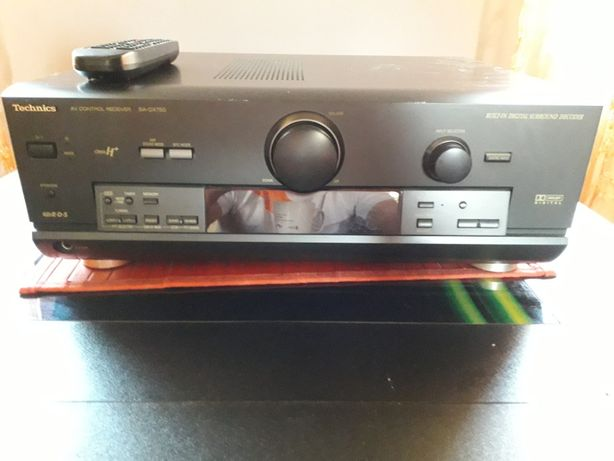 Amplituner Technics SA-DX750