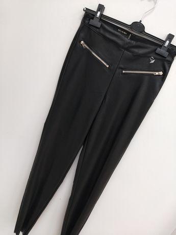 Nowe spodnie z ekoskóry Religion 38 M