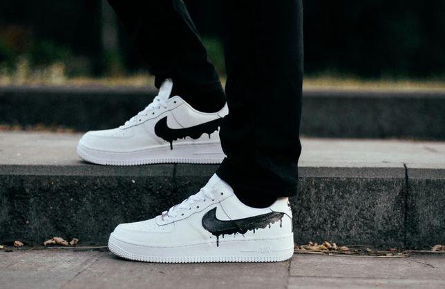 Кроссовки Nike Air Force ,Найк,мужские,кожаные,43-й размер,Новые