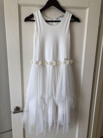 Продам нарядное платье Guess рост 152-164