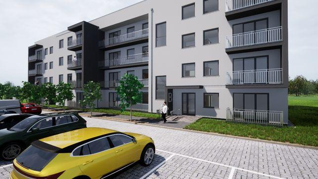 Nowe mieszkanie bezczynszowe 60,45 m² II PIĘTRO Nowy Tomyśl Glinno