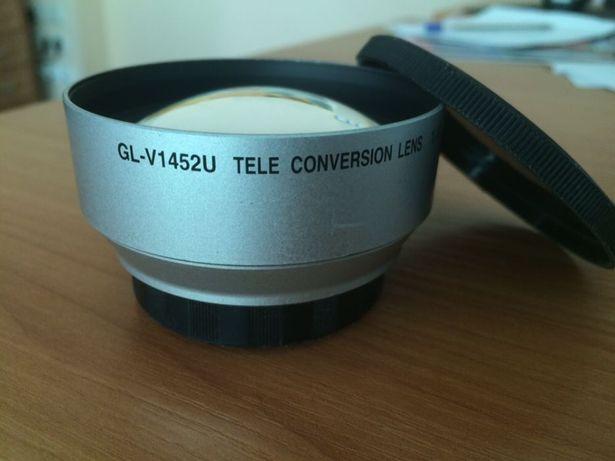 Телеконвертор JVC GL-V1452U