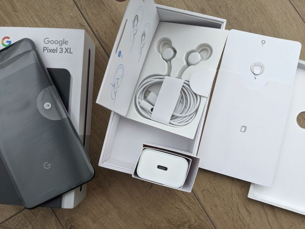 Нові Google Pixel 3 XL 4/64Gb Just Black