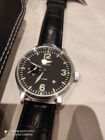 Zegarek Poljot Aviator mały sekundnik