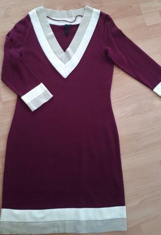 Sukienka ołówkowa, jesienna, Reinbow, rozm. S