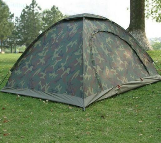 Палатка туристична / 4-Х Місна/ Хакі ( 2х2,5м)