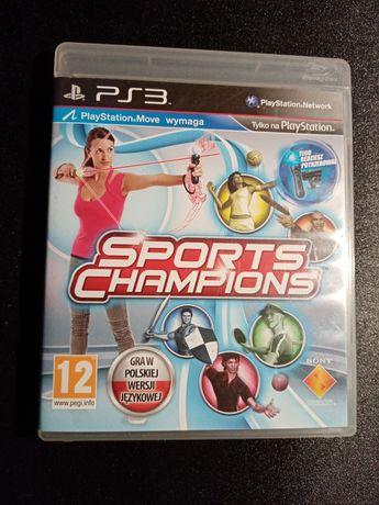 Sports Champions - Gra na PS3