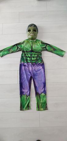 Kostium + maska Hulk