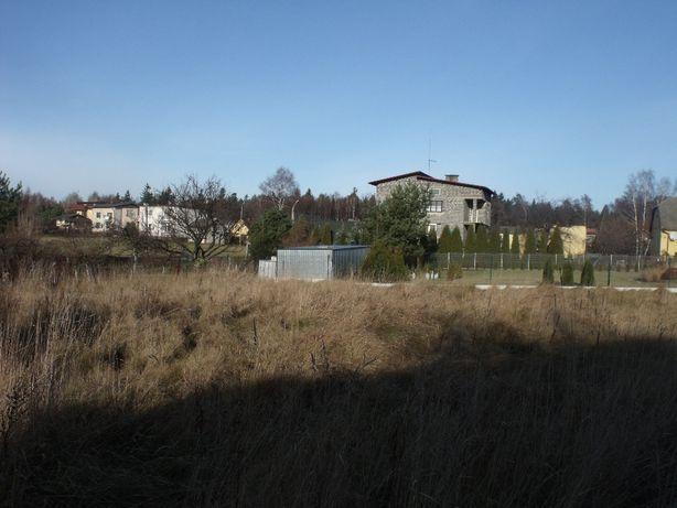 działka budowlana Ligota 9ar