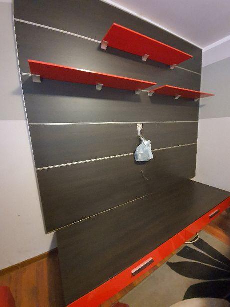 stolik pod telewizor + panel na ściane