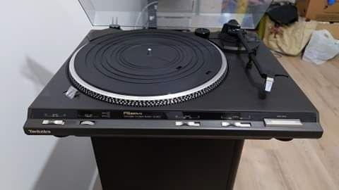 Technics Deck, tuner, wzmacniacz, gramofon