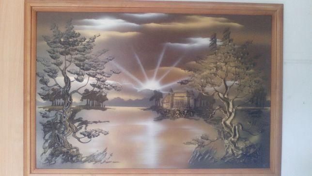 Obraz ciekawa dekoracja