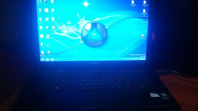 Ноутбук Compag presario CQ 57