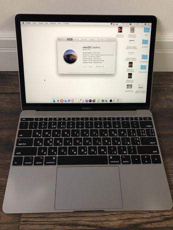 Как НОВЫЙ - MacBook 12 / 2017 / 8gb / 250gb