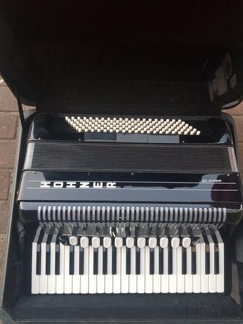 Akordeon Hohner Amica IV 120 basów