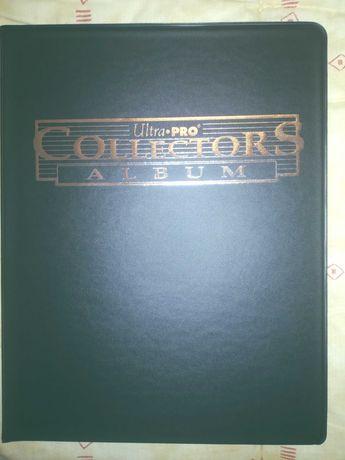 Magic the Gathering - coleção c/ 126 raras diferentes em Álbum UP