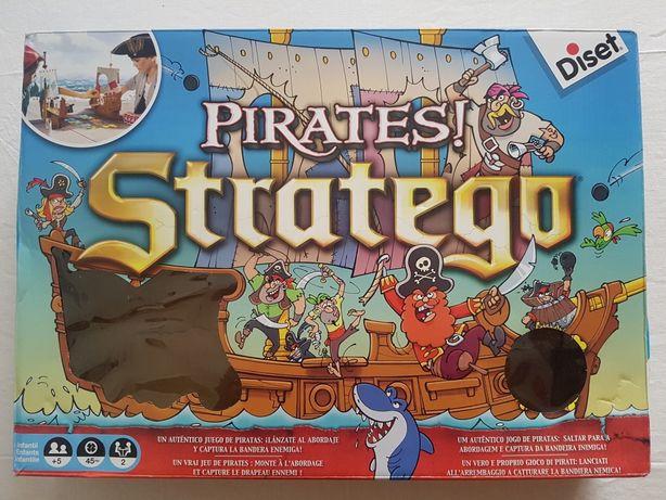 Stratego Pirates, gra dla dzieci, statek piracki