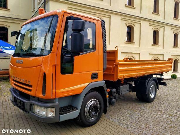 Iveco 80e22  Iveco Eurocargo 80e22 kiper Meiller bardzo ładny.