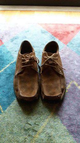 Sapato Camurça Homem Hush Puppies