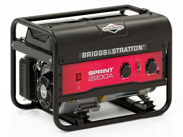 Briggs & Stratton Sprint 2200A Agregat prądotwórczy + dostawa gratis